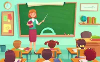 OUR CLASS TEACHER