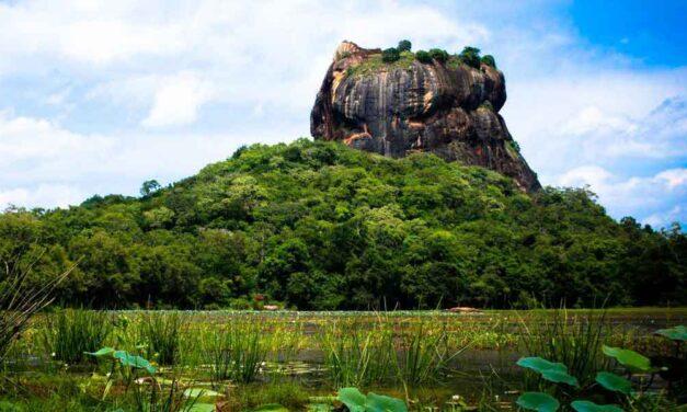 The Sigiriya I saw-(මා දුටු සීගිරිය)