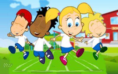 Our school sports festival (අපේ පාසලේ ක්රීඩා උත්සවය)