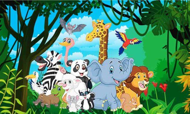 Let's save the animals -(සතුන් සුරකිමු )